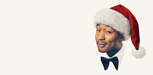 "John Legend ""A Legendary Christmas"" Album"