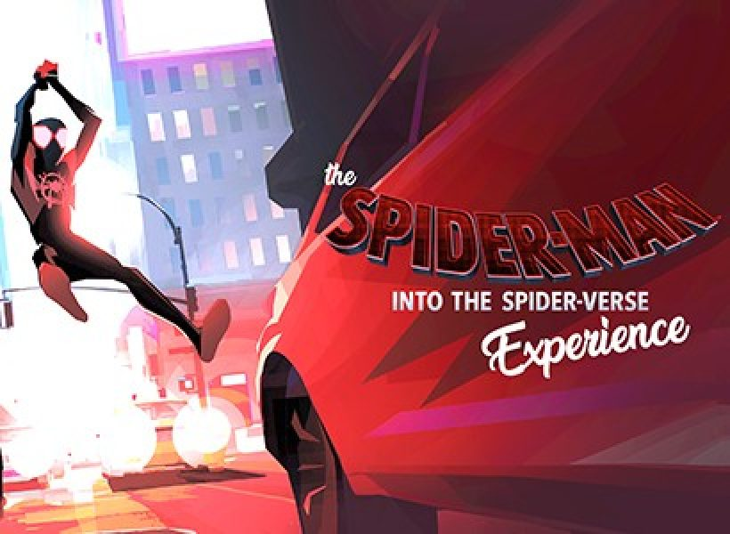 The Making of Spider-Man: Into the Spider-Verse