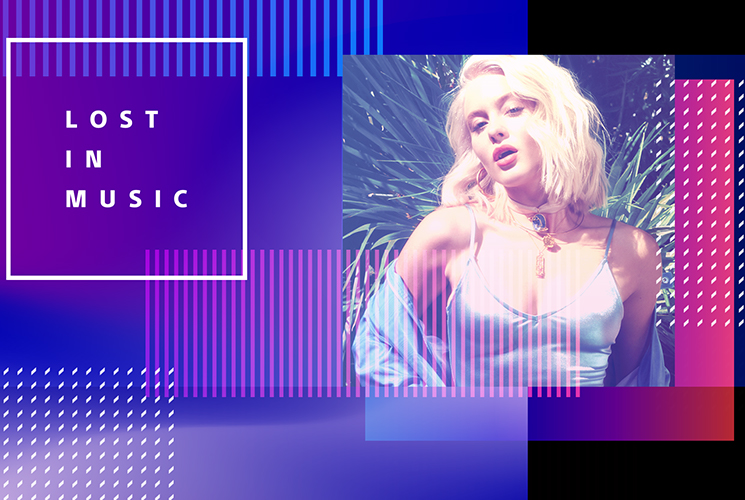 Lost in Music: Zara Larsson
