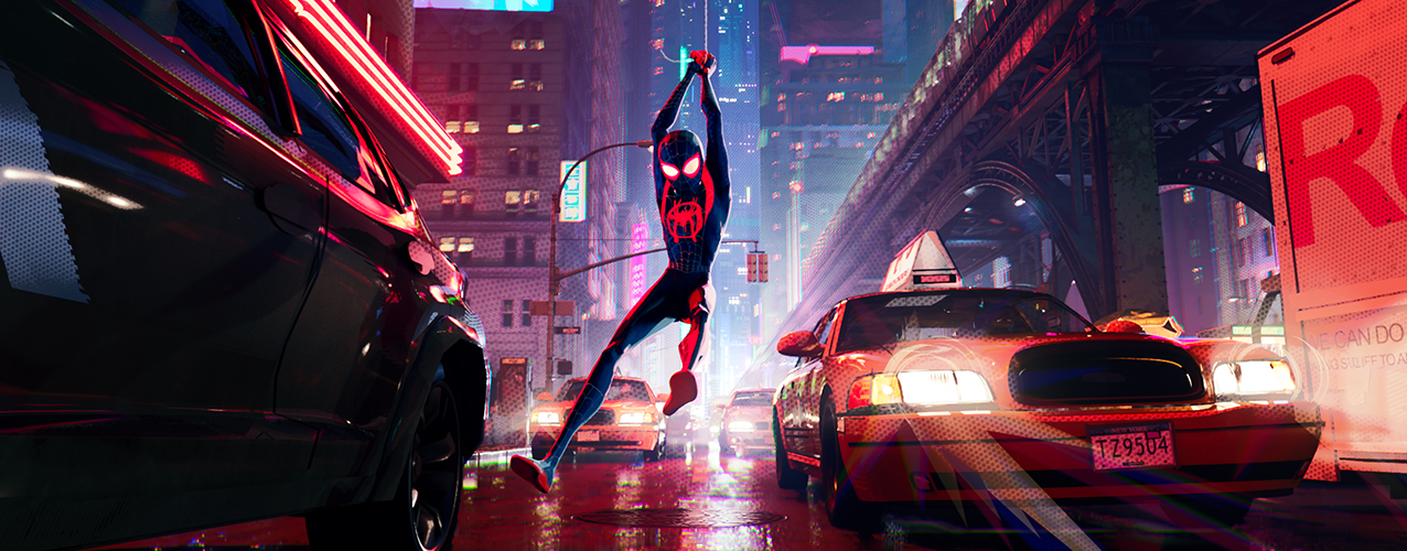 Spider-Man: Into the Spider-Verse Trailer