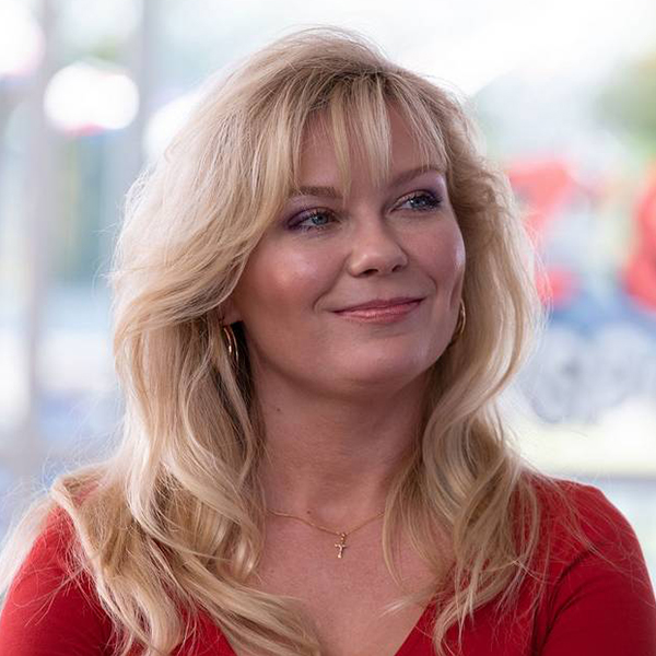 Kirsten Dunst in On Becoming a God in Central Florida Mobile
