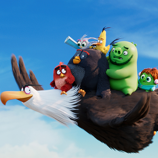 Angry Birds Movie 2 Mobile