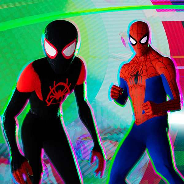 Sony Stories Spider-Man: Into the Spider-Verse