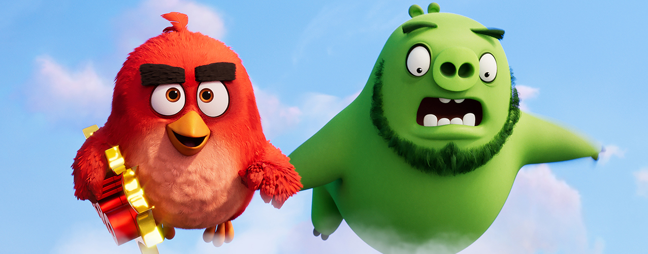 Angry Birds Movie 2 trailer