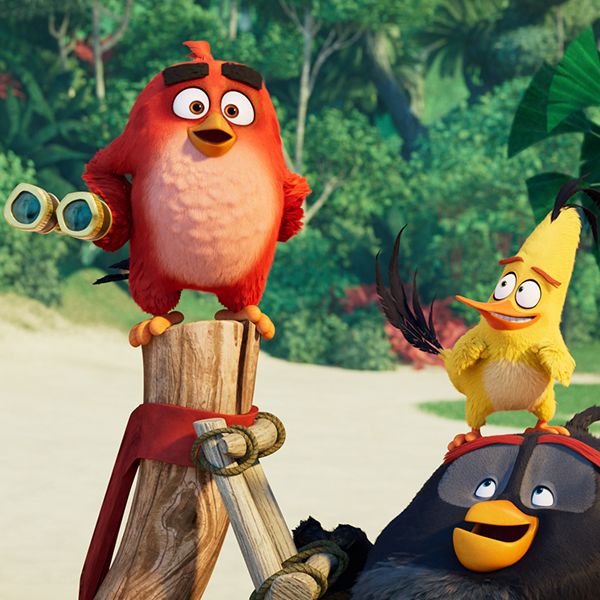 Angry Birds Movie 2 trailer Mobile