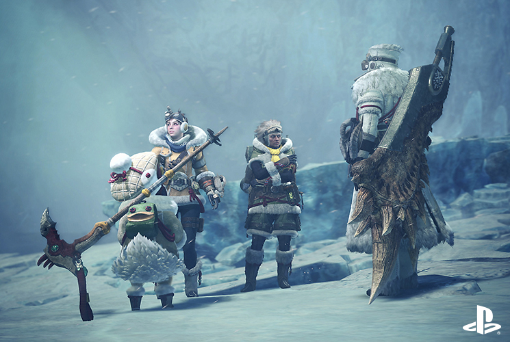 Monster Hunter World: Iceborne Story trailer