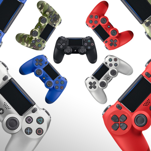 PlayStation DualShock® 4 Controllers Mobile