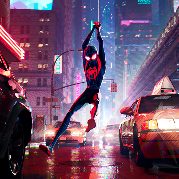 Spider-Man: Into the Spider-Verse Mobile