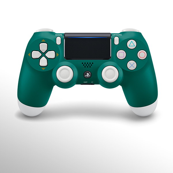 PS4 DualShock 4 Wireless Controller in Alpine Green