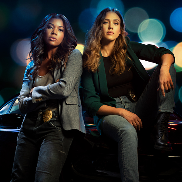 LA's Finest video with Jessica Alba and Gabrielle Union