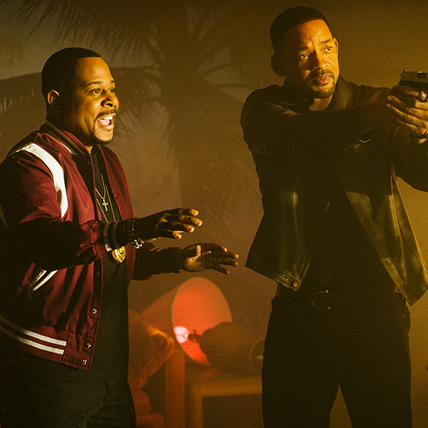 Will Smith and Martin Lawrence Are Back Together for One Last Ride Mobile