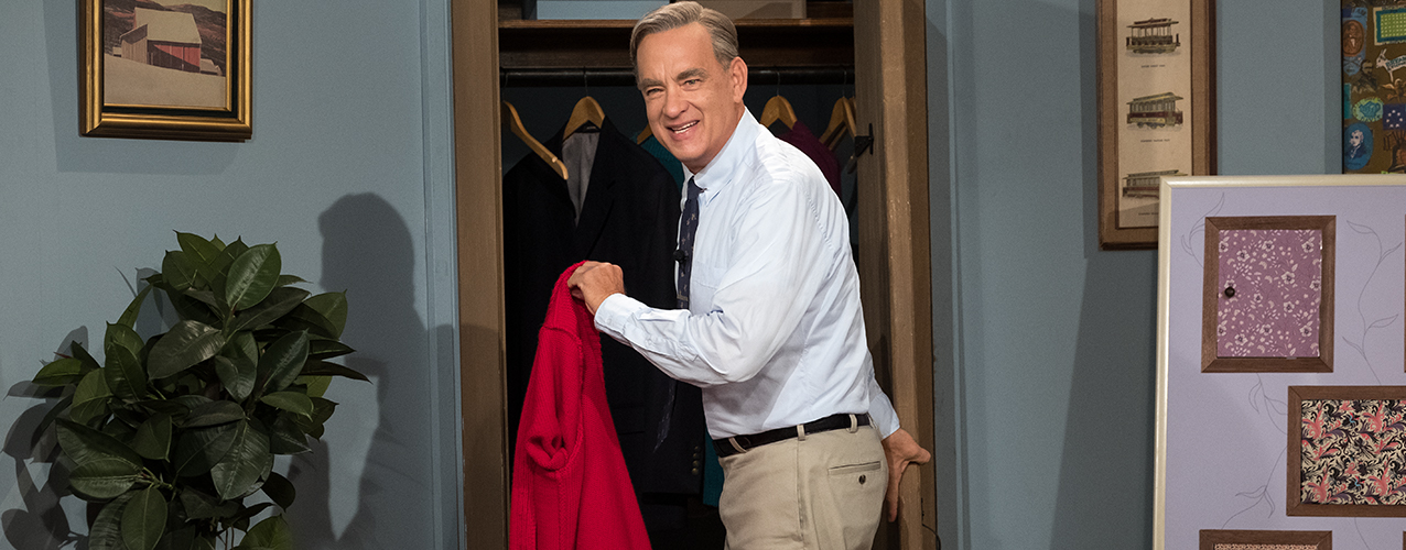 Go Behind-the-Scenes to Learn How Tom Hanks Transforms into the Beloved Mr. Rogers