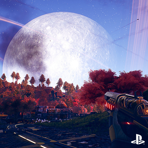 "Explore the Galaxy With Game of the Year Nominee ""The Outer Worlds"" Mobile"