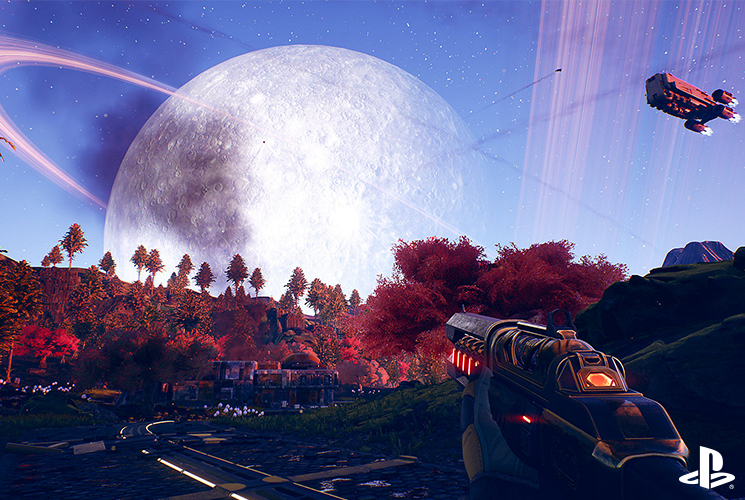 "Explore the Galaxy With Game of the Year Nominee ""The Outer Worlds"""