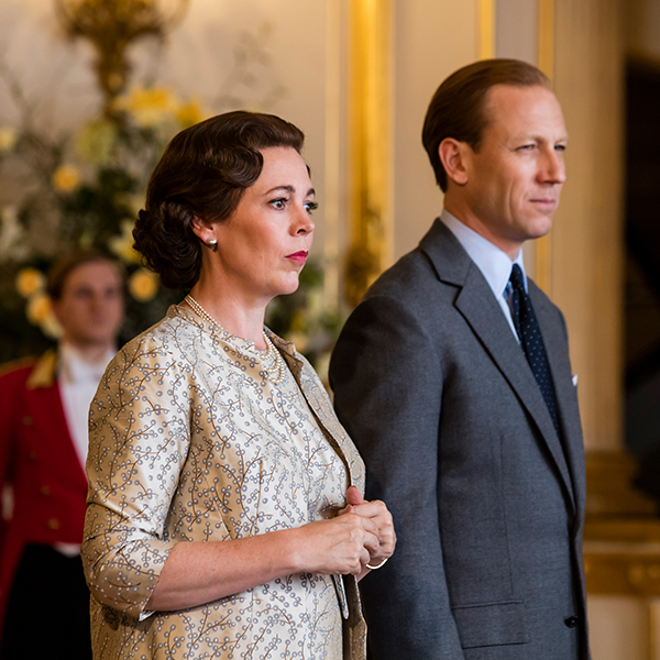 Olivia Coleman is Queen Elizabeth II in Season 3