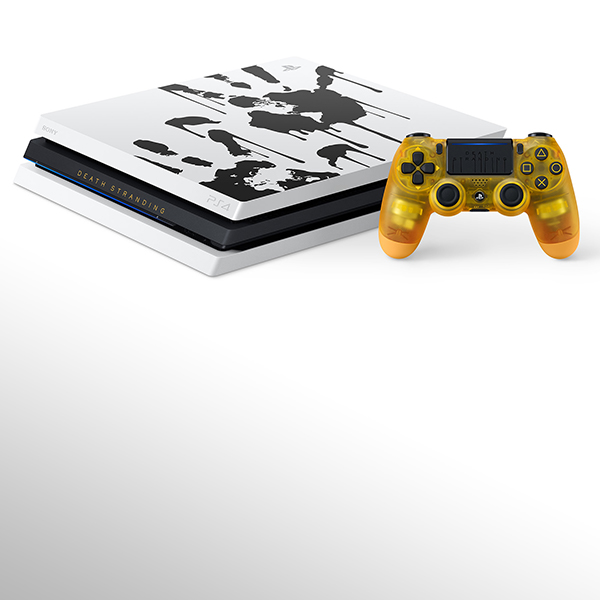 Introducing a New Limited Edition PS4™ Pro Bundle Mobile