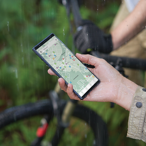 No Matter Where You Go, the Xperia 5 Can Get You There