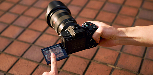 The a7S III Gives Creators Endless Possibilities