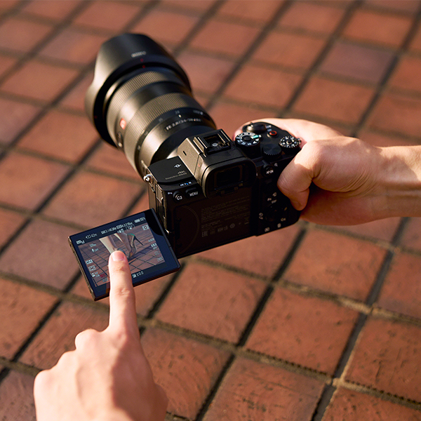 The a7S III Gives Creators Endless Possibilities Mobile