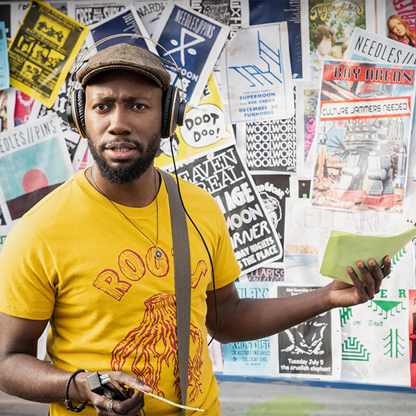 A New Comedy Series Inspired by Cartoonist Keith Knight