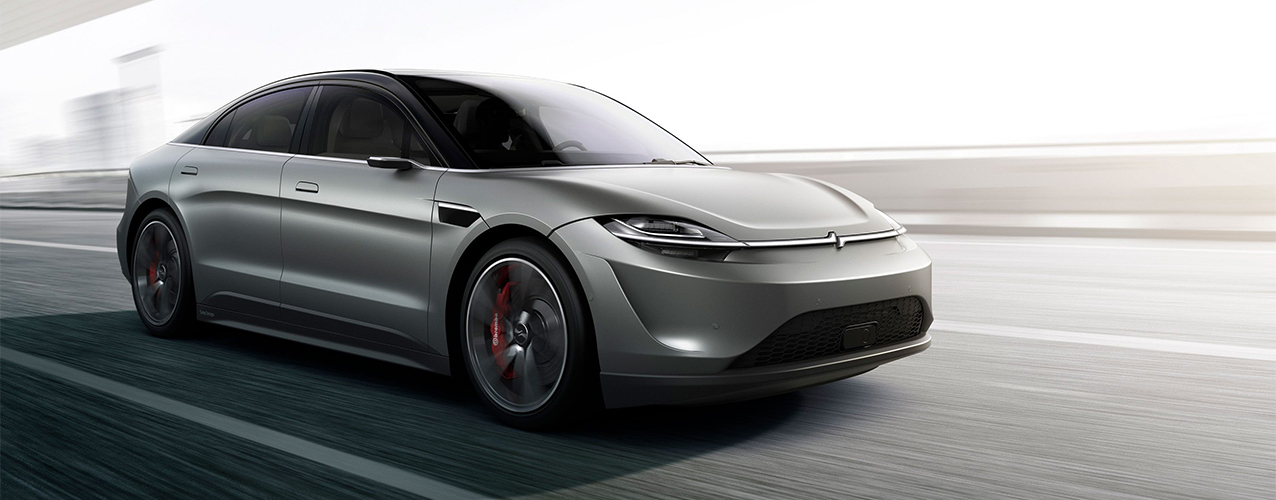 This Just in—Vision-S Has Arrived in Tokyo Ready for Further Development