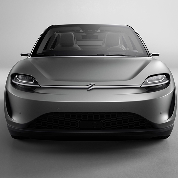 This Just in—Vision-S Has Arrived in Tokyo Ready for Further Development Mobile