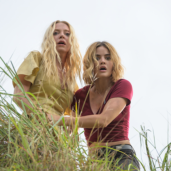 "Screams Come True in ""Blumhouse's Fantasy Island"