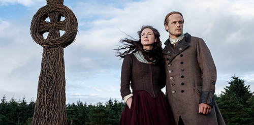 "The Love for ""Outlander"" Is Timeless"