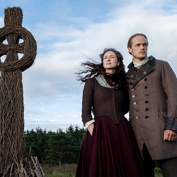 "The Love for ""Outlander"" Is Timeless  Mobile"