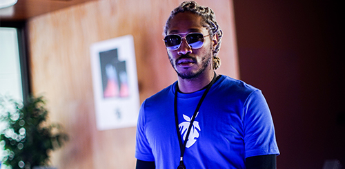 Future's Latest Collab Is Rising Through the Ranks
