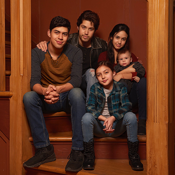 """Party of Five"" Gets a Modern-Day Reboot That Hits Home for Many Mobile"