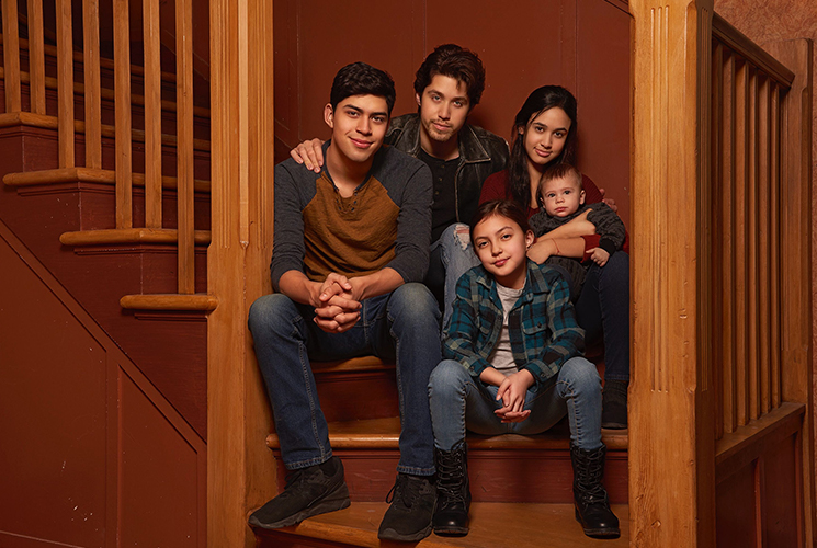 """Party of Five"" Gets a Modern-Day Reboot That Hits Home for Many"