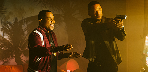 See Will Smith & Martin Lawrence Together Again