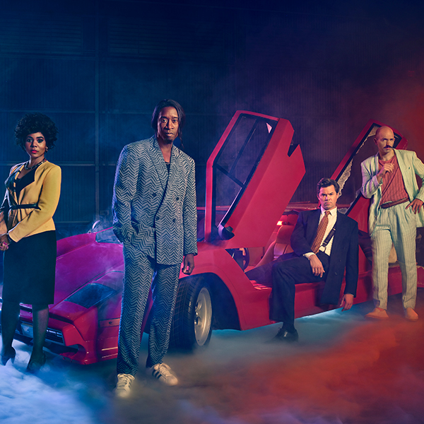 The 1980s Crime Comedy Is Back for Season 2 Mobile