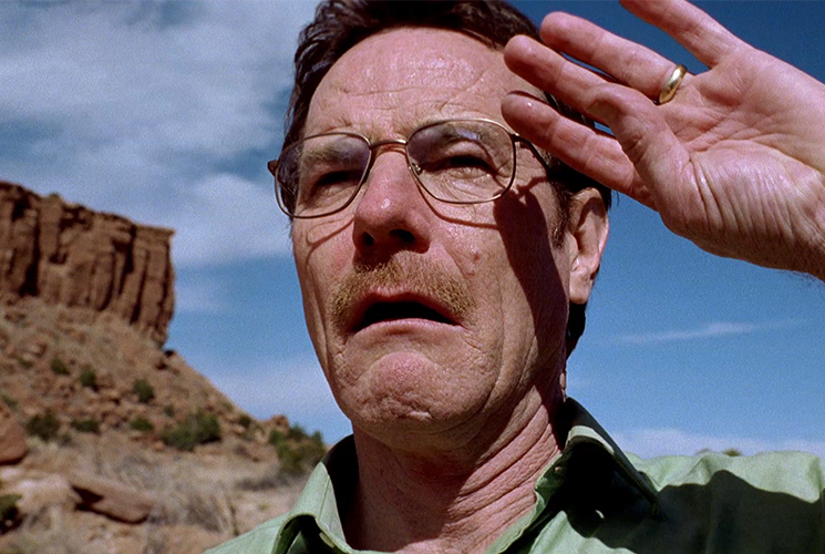 Celebrate 12 Years of Walter White With One of the Show's First Interviews