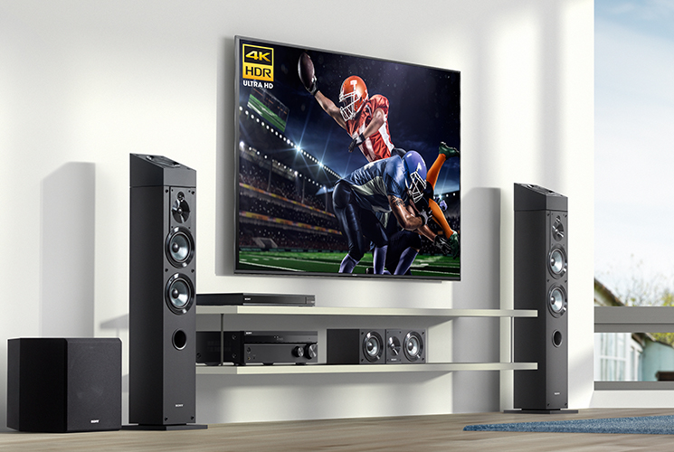 Immerse Yourself in the Excitement of Game Day With Multi-Dimensional Sound