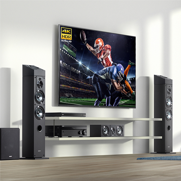 Immerse Yourself in the Excitement of Game Day With Multi-Dimensional Sound Mobile