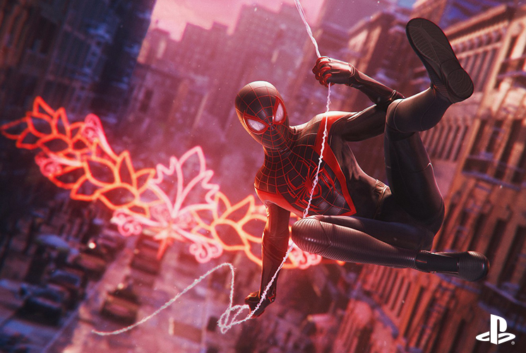 """Spider-Man: Miles Morales"" Is Swinging to PlayStation®5 This Holiday Season"