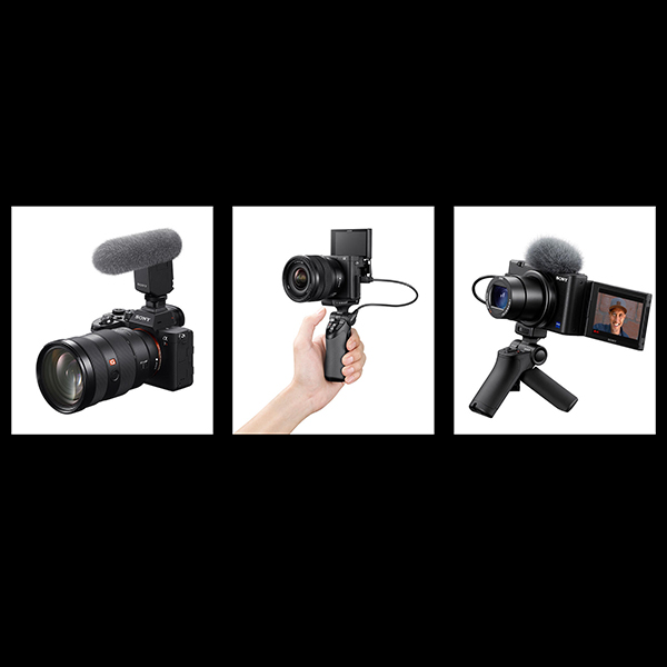 Start Vlogging With the Right Camera, Lens & Audio Mobile