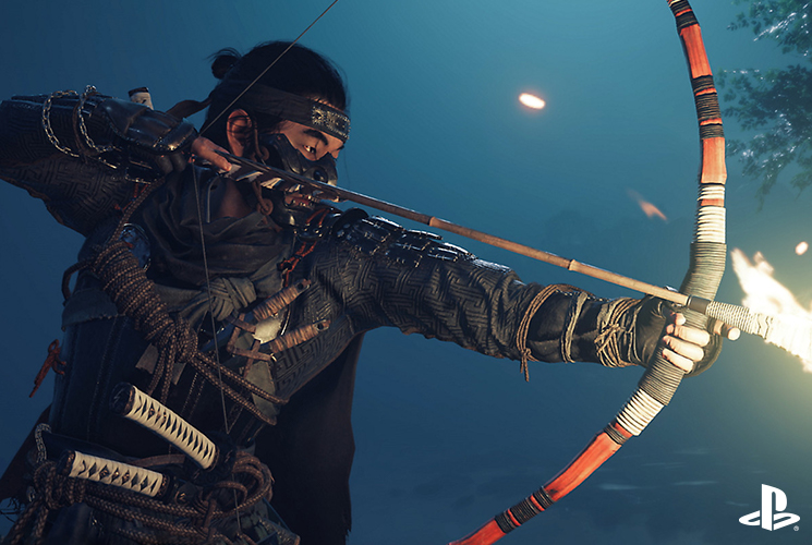 "Become a New Kind of Warrior and See Why Everyone Is Playing ""Ghost of Tsushima"""