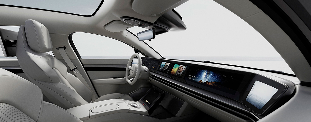 Steer into the Future With Safety and Entertainment at the Forefront of Driving