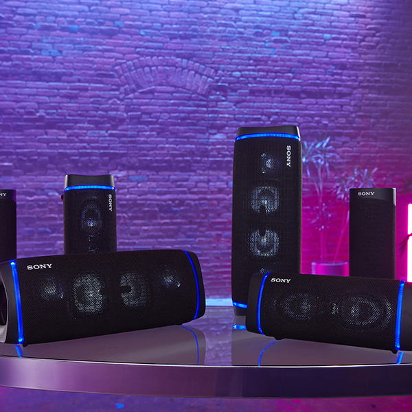 Bring High-Quality Sound to Any Space With Our New EXTRA BASS™ Speakers Mobile