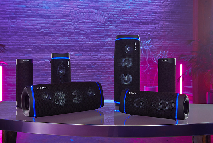 Bring High-Quality Sound to Any Space With Our New EXTRA BASS™ Speakers
