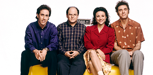 "The Complete Series of ""Seinfeld"" Is Now on Digital"