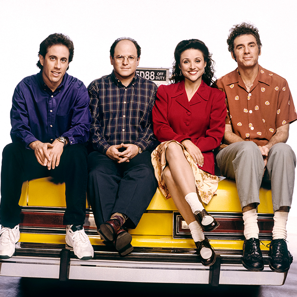 "The Complete Series of ""Seinfeld"" Is Now on Digital Mobile"