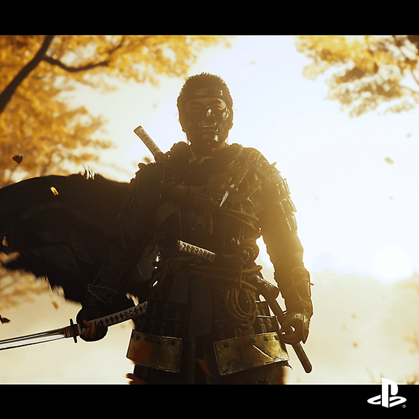 "Catch an Extended Look at New Gameplay Footage and Combat Scenes from ""Ghost of Tsushima"" Mobile"