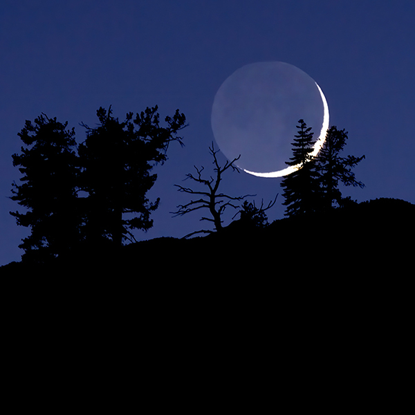 Capture the Scenery & Beauty of the Moon in One Click Mobile