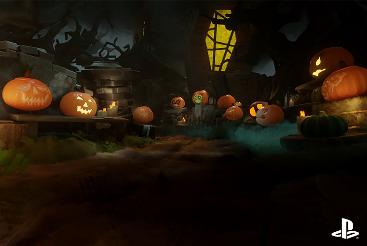 "Explore a Haunted House and Make Your Own Jack-o-Lantern in ""Dreams"""