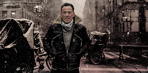 Bruce Springsteen Releases a Very Personal 20th Album