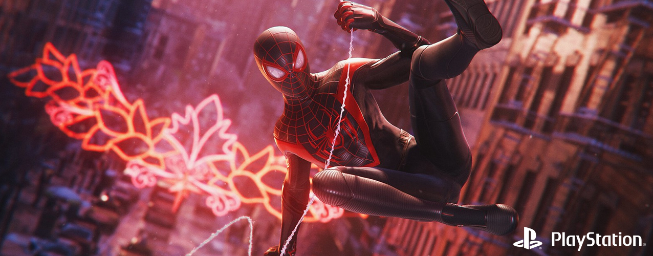 "Watch a Brand-New Gameplay Demo of ""Marvel's Spider-Man: Miles Morales"""
